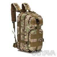Рюкзак тактический (штурмовой) Abrams ― прочный рюкзак для охоты, рыбалки, туриз. Ивано-Франковск, Ивано-Франковская область. фото 7