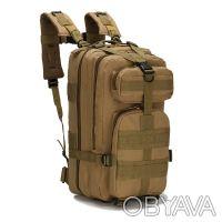 Рюкзак тактический (штурмовой) Abrams ― прочный рюкзак для охоты, рыбалки, туриз. Ивано-Франковск, Ивано-Франковская область. фото 6
