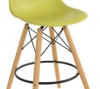 Барный стул Тауэр Вуд (Tower Wood), высокий, табурет, хокер, неповоротный, сиден. Киев, Киевская область. фото 12