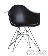Кресло, сиденье пластиковое Тауэр (Tower), ножки хромированные, оригинальная фор. Киев, Киевская область. фото 4