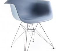 Кресло, сиденье пластиковое Тауэр (Tower), ножки хромированные, оригинальная фор. Киев, Киевская область. фото 10