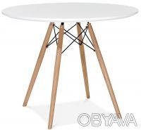 Стол обеденный Тауэр Вуд (Tower Wood) для кухни дома, офиса, салона студии, кафе. Киев. фото 1
