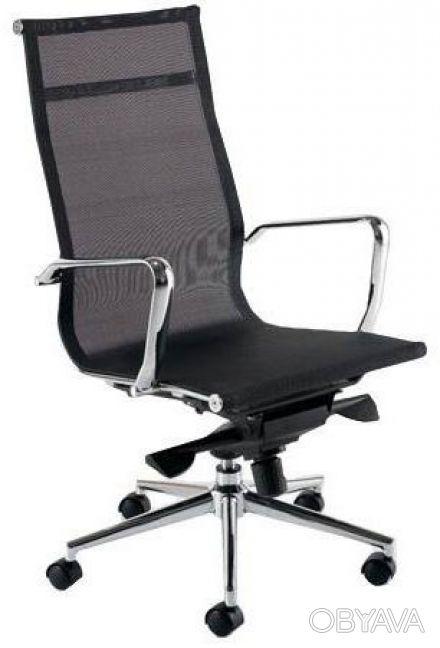 Офисное кресло Невада Высокое (Nevada Hight), высокая спинка, сидение и спинка и. Киев, Киевская область. фото 1
