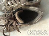 Продаю абсолютно новые модные короткие ботиночки или можно также назвать спортив. Киев, Киевская область. фото 4