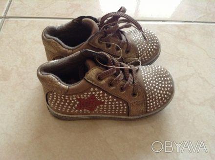 Продаю абсолютно новые модные короткие ботиночки или можно также назвать спортив. Киев, Киевская область. фото 1
