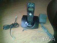 Радиотелефон АОН Panasonic KX-TCА115UA. Киев. фото 1