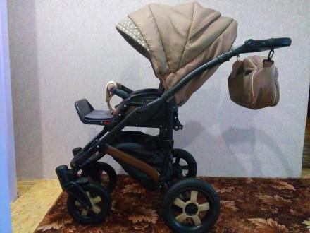 Универсальная коляска Carera 2в1. Чернигов. фото 1