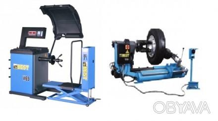 оборудование для шиномонтажа комплект TR26+W69