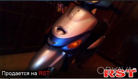 продам или обменяю китайский скутер QlNGQ QQ Baby QM50QT-3E, в хорошо состояние,. Запорожье, Запорожская область. фото 1