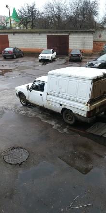 Фургон ИЖ - 27175. Чернигов, Черниговская область. фото 4
