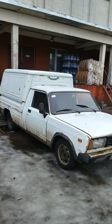 Фургон ИЖ - 27175. Чернигов, Черниговская область. фото 3