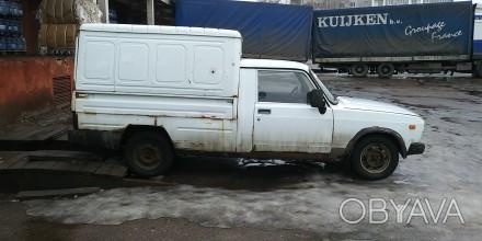 Фургон ИЖ - 27175. Чернигов, Черниговская область. фото 1
