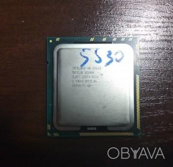 Характеристики Intel Xeon E5530 от производителя    Кодовое имяNehalem EP Се. Луцк, Волынская область. фото 1