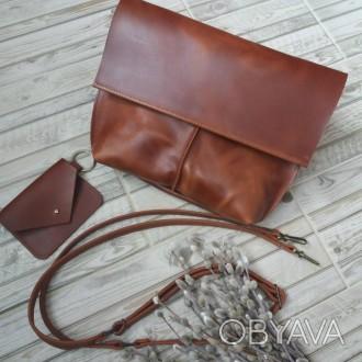 d1fa993edc0c Кожаный клатч. Кожаная сумка. Женская сумка. Натуральная кожа (Италия)