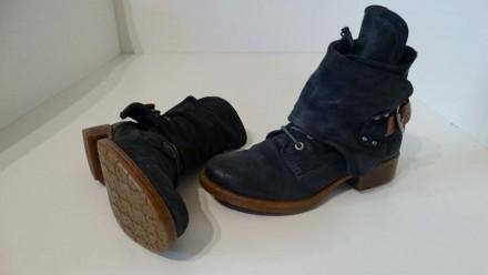 Кожаные ботинки isab.elle.e. Киев. фото 1