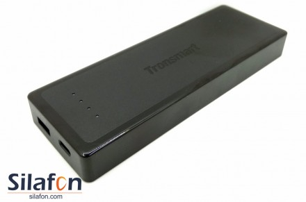 Power Bank Tronsmart Presto (10400 mah) Quik Charge 3.0 with type-C black. Житомир. фото 1
