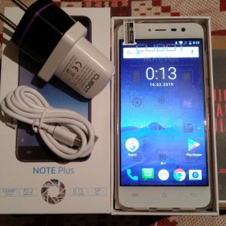 Cubot Note Plus - Приємний, удобний, стильний,  дешевий камерофн, з хорошим екр. Тернополь, Тернопольская область. фото 10