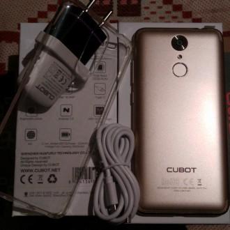 Cubot Note Plus - Приємний, удобний, стильний,  дешевий камерофн, з хорошим екр. Тернополь, Тернопольская область. фото 9