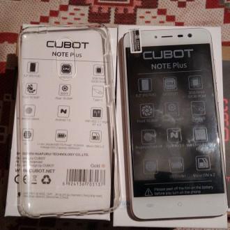 Cubot Note Plus - Приємний, удобний, стильний,  дешевий камерофн, з хорошим екр. Тернополь, Тернопольская область. фото 8
