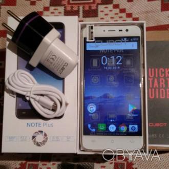 Cubot Note Plus - Приємний, удобний, стильний,  дешевий камерофн, з хорошим екр. Тернополь, Тернопольская область. фото 1
