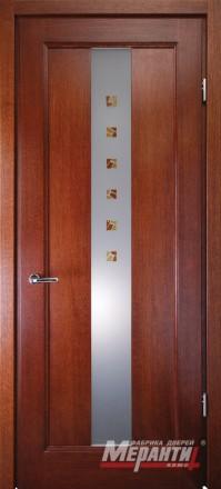 Двери Меранти-плюс Весна, ФЗ Битые камни, Дуб махонь. Одесса. фото 1