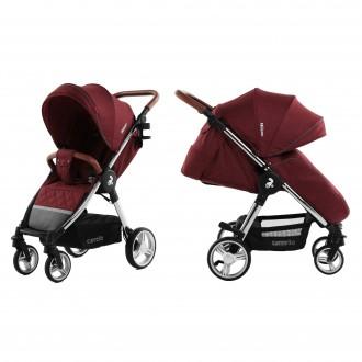 Каррелло Милано 5501 детская прогулочная коляска Carrello Milano. Хмельницкий. фото 1
