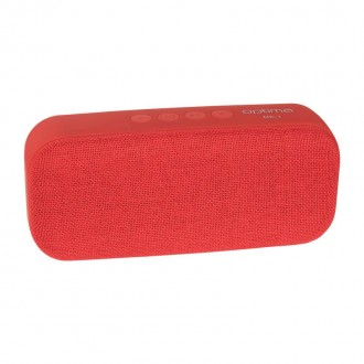 Bluetooth Speaker Optima MK-1 Infinity Red. Полтава. фото 1