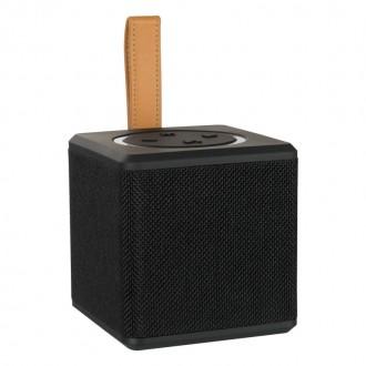 Bluetooth Speaker Optima MK-2 Black. Полтава. фото 1