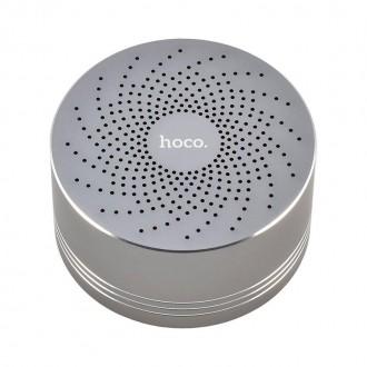 Bluetooth Speaker Hoco BS5 Gray. Полтава. фото 1