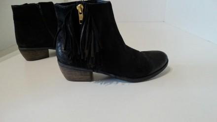 Кожаные ботинки spm shoes Италия. Киев. фото 1