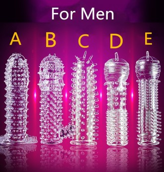 Многоразовый презерватив 3d многоразовые презервативы с усиками усачи шариками м. Ружин. фото 1