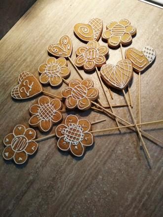 Имбирно-медовые пряники. Чернигов. фото 1