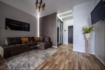 Сдается квартира с современным ремонтом. В квартиру установлена качественная меб. Центр, Днепр, Днепропетровская область. фото 8
