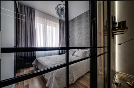 Сдается квартира с современным ремонтом. В квартиру установлена качественная меб. Центр, Днепр, Днепропетровская область. фото 9