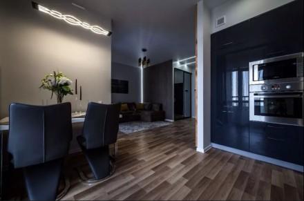 Сдается квартира с современным ремонтом. В квартиру установлена качественная меб. Центр, Днепр, Днепропетровская область. фото 6