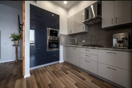 Сдается квартира с современным ремонтом. В квартиру установлена качественная меб. Центр, Днепр, Днепропетровская область. фото 5