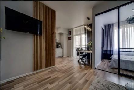 Сдается квартира с современным ремонтом. В квартиру установлена качественная меб. Центр, Днепр, Днепропетровская область. фото 7