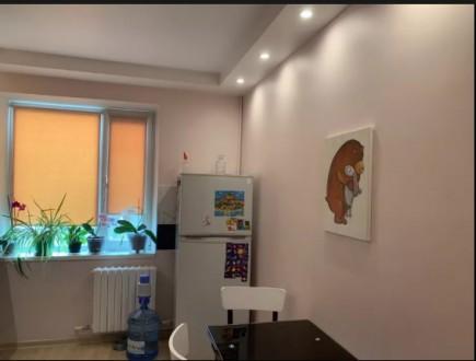 Срочно сдам двух комнатную квартиру с отличным ремонтом на ж/м Победа. Квартира . Победа, Днепр, Днепропетровская область. фото 11
