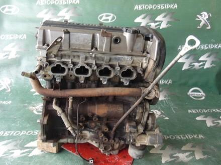 Двигатель мотор двигун Mitsubishi Outlander 2.0 4WD Мицубиси Аутлендер Митсубиси. Ровно. фото 1