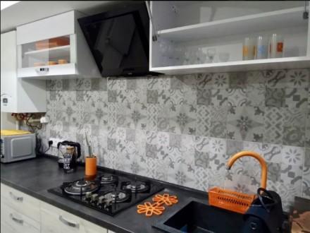 Аренда уютного жилья в ЖК Набережный Квартал. Современная квартира с современны. Победа-2, Днепр, Днепропетровская область. фото 3