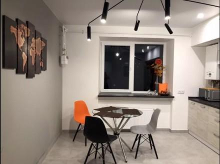 Аренда уютного жилья в ЖК Набережный Квартал. Современная квартира с современны. Победа-2, Днепр, Днепропетровская область. фото 2