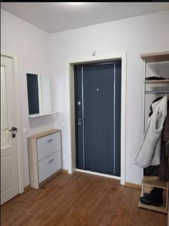 Сдам 1 комнатную квартиру с панорамным остеклением в НОВОМ доме возле Парка Чкал. Центр, Днепр, Днепропетровская область. фото 10