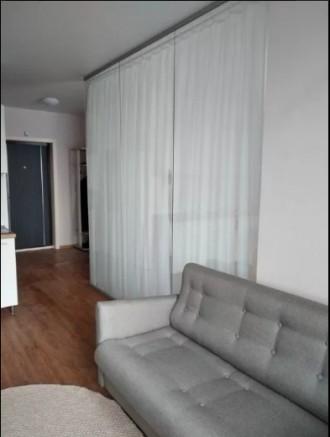 Сдам 1 комнатную квартиру с панорамным остеклением в НОВОМ доме возле Парка Чкал. Центр, Днепр, Днепропетровская область. фото 3