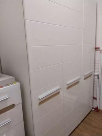 Сдам 1 комнатную квартиру с панорамным остеклением в НОВОМ доме возле Парка Чкал. Центр, Днепр, Днепропетровская область. фото 8