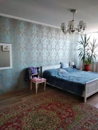 Продается 3х комнатная квартира по Харьковскому шоссе. Киев. фото 1