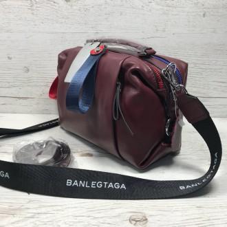 Женская кожаная сумка трансформер (  можно растегнуть по бокам и размер сумки ст. Одесса, Одесская область. фото 3