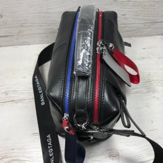 Женская кожаная сумка трансформер (  можно растегнуть по бокам и размер сумки ст. Одесса, Одесская область. фото 7