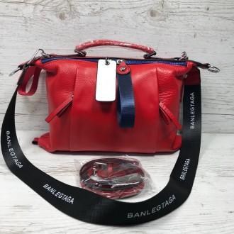 Женская кожаная сумка трансформер (  можно растегнуть по бокам и размер сумки ст. Одесса, Одесская область. фото 9