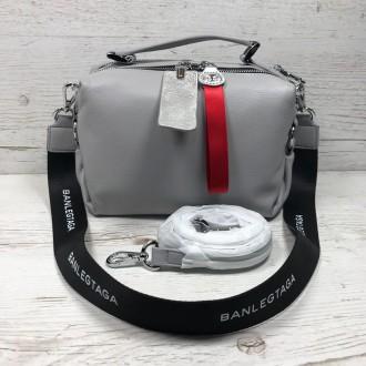 Женская кожаная сумка трансформер (  можно растегнуть по бокам и размер сумки ст. Одесса, Одесская область. фото 11