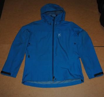 Haglofs мужская куртка штормовка хагловс. Полтава. фото 1